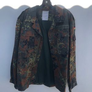 Urban outfitters Camo jacket